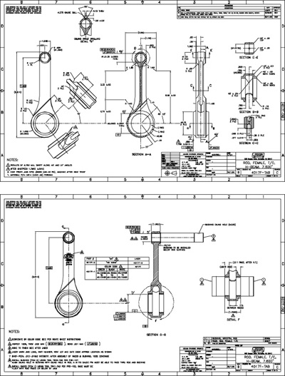 Engineering jims precision machining engineering blueprint malvernweather Images